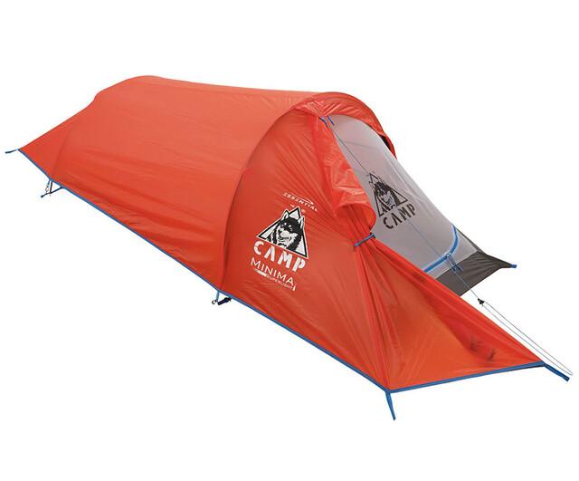 Klettergurt Campz : Camp minima sl tent orange campz